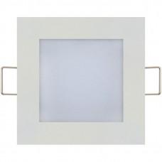 Led панел  12W 4200к - квадрат - Horoz Slim-sq-12