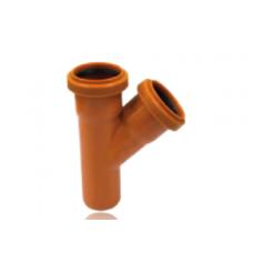 PVC разклонител 45º - Ф110х110