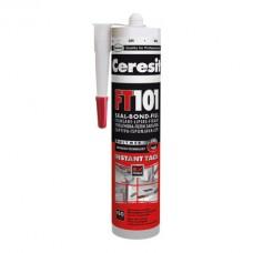 Лепило Ceresit FT 101 Flextec®  - прозрачно