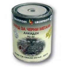 Грунд за черни метали ПФ-021 - 0.7л