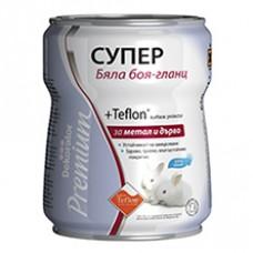 Супер Бяла боя с Teflon Dekorator Premium - 0.65л