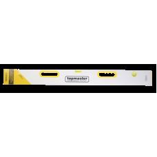 Алуминиев мастар с либели и ръкохватки TOPMASTER - 1000мм